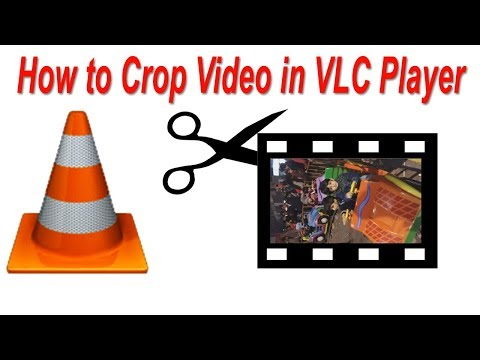 How to Crop Videos in VLC Media Player   Cut Video Using VLC Media Player