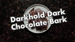 Darkhold Dark Chocolate Bark