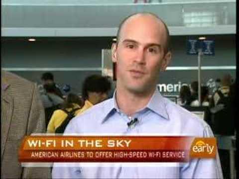 Wi-Fi In The Sky?