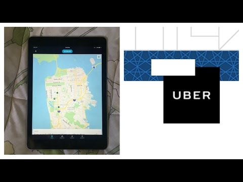 How to install the Uber Partners app on iPad and iPhone