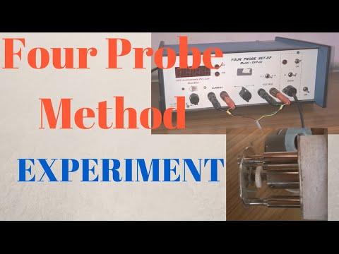 Four Probe Method [EXPERIMENT]