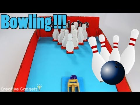 How to Make a Bowling Game