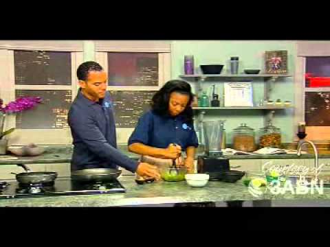 Carob Mousse Pudding/ Pineapple Icebox Dessert /Good Lookin' Cookin' Recipes Video