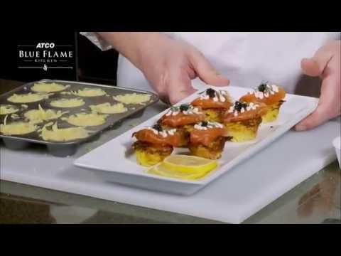 How To Make Potato Rosti with Creme Fraiche