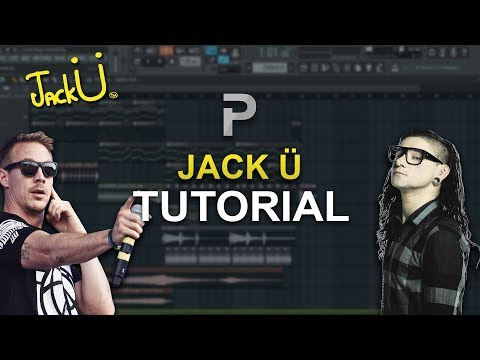 HOW TO MAKE: Music like Jack Ü in under 3 Minutes! - FL Studio tutorial