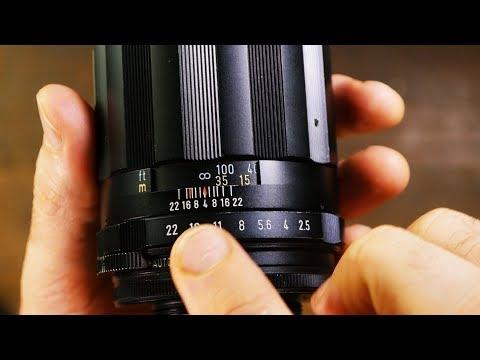 How to Identify Asahi Pentax Takumar 135mm f2.5