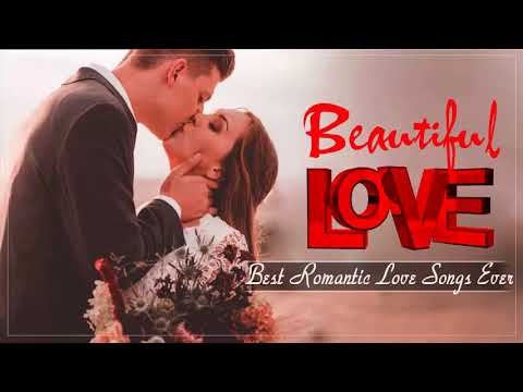 Top 100 Romantic Songs Ever - Best English Love Songs 80's