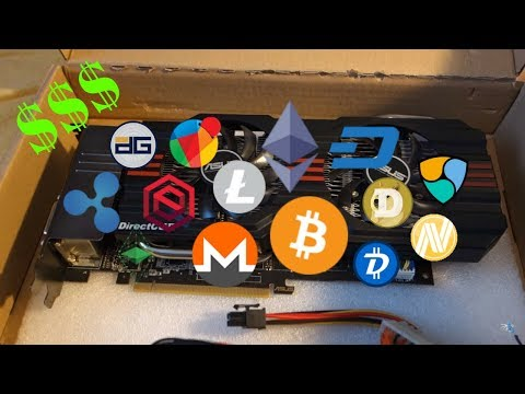 Selling my GPU - 2018 mining related experiment