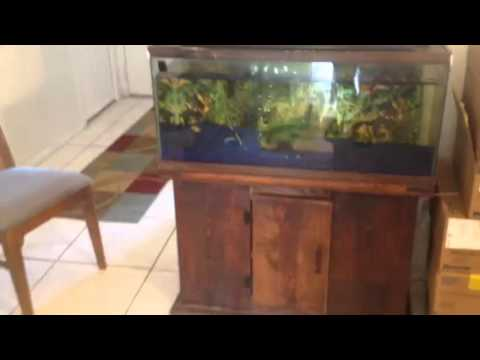 Fish tank complete base storage txtcall32I8379974 pickerstv