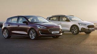 Ford Focus 2019 (hatch E Sw) - Detalhes E Versões St, Vignale E Active - Www.car.blog.br