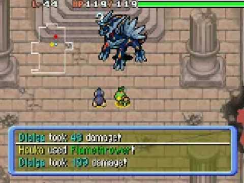 Pokemon Mystery Dungeon 2 - Explorers of Darkness : Primal Dialga