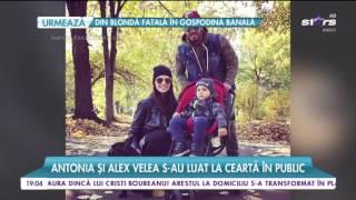 Download Antonia şi Alex Velea s-au luat la ceartă în public