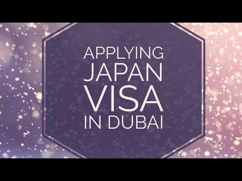 How to Apply for Japan Tourist Visa in Dubai