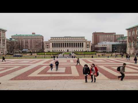 University of Columbia in the City of New York