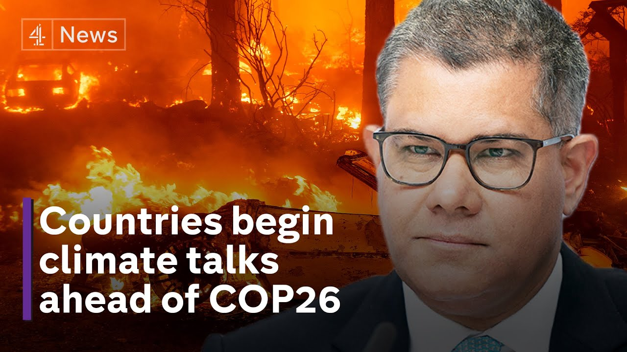 Countries look for 'common ground' on Climate Crisis ahead of COP26
