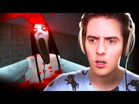 GRANNY'S GRANDDAUGHTER!! | SLENDRINA (Horror Mobile Game)