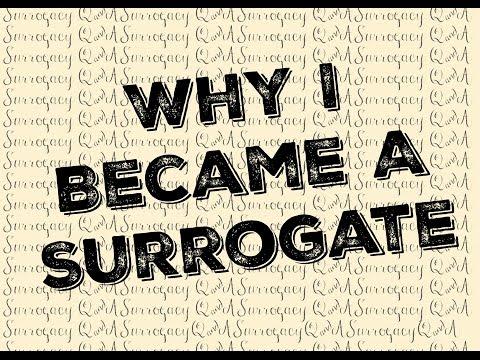 WHY I BECAME A SURROGATE (Surrogacy Q&A)
