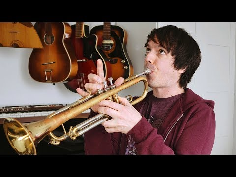 How to make a song with ONLY a trumpet (which I can't play)