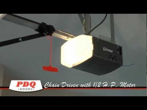 Linear LDO50 Garage Door Opener PDQ Doors Cincinnati Ohio