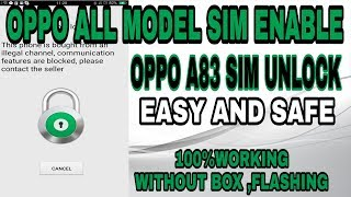Oppo 16 Digit unlock code free, oppo F7 and all model any