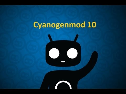 Install Cyanogenmod 10.