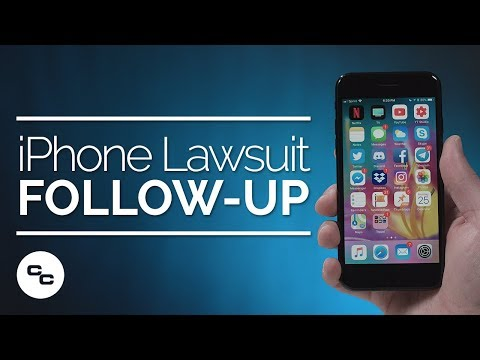 FOLLOW-UP - Apple's Slowing Down iPhone and Getting Sued - Krazy Ken's Tech Misadventures