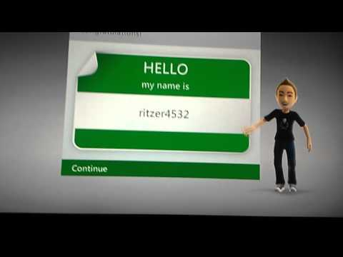 how to change your gamertag in xbox 360