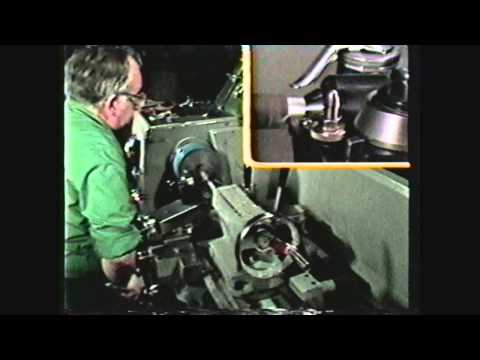 Mechine Technology III lesson 10 Chasing Tapere Pipe Threads on the Lathe