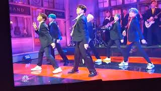 Download Boy with Luv SNL Performance Video