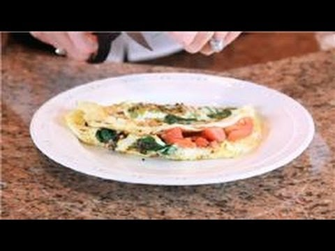 Nutrition Tips : Low Calorie Egg White Omelet With No Cheese