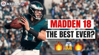 Madden 18 - 5 Reasons It Will Be The Best One Ever