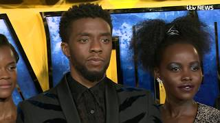 Black Panther premieres as it breaks the mould for superhero movies   ITV News