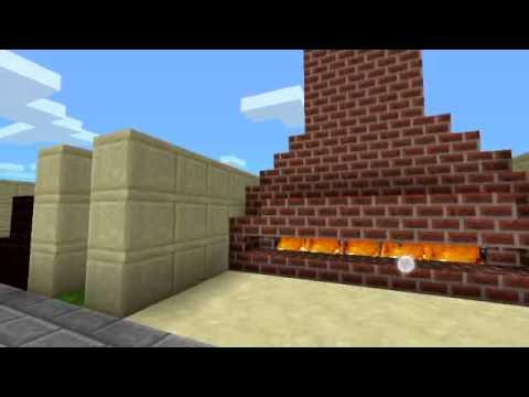 Minecraft pe Furniture