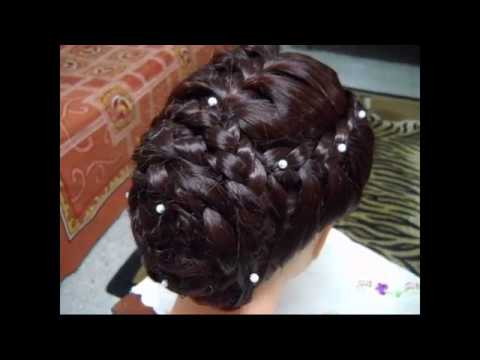 A Classy and Elegant Braid Hairstyle.