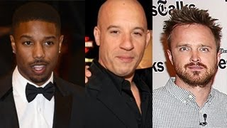 Paul Walker's Death Reactions -- Celebs Tweet About The Fast & Furious Actor