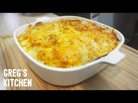HOW TO MAKE A CREAMY CHICKEN POTATO BAKE - Greg's Kitchen