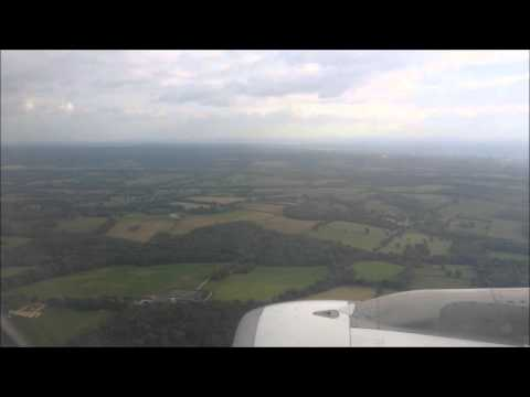 London Gatwick Airport Landing at South Terminal from Lisbon links to Bloc Hotel & Gatwick Express