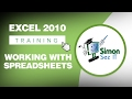 Excel 2010 Tutorial for Beginners - Adding, Deleting and Renaming Sheets