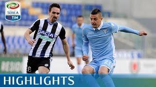 Lazio - Udinese - 1-0 - Highlights - Giornata 26 - Serie A TIM 2016/17