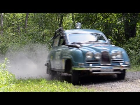 Yes, You Can Build a Sick Vintage Rally Car - AFTER/DRIVE