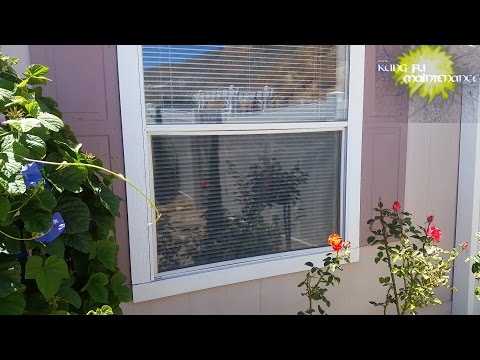 Tips To Remove Window Screens For Cleaning Or Rescreen Plus How To Reinstall
