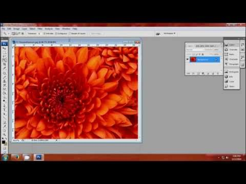 How to create a rounded corner border in photoshop