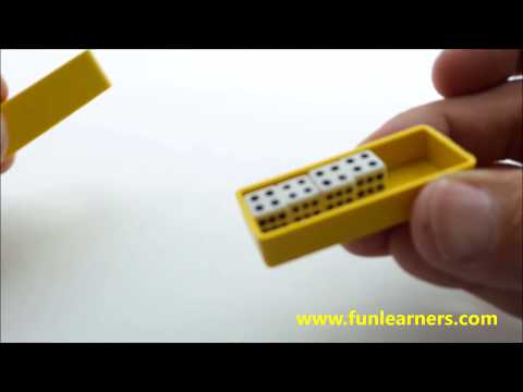 mini dice box