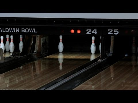 How to Hit a Split | Bowling