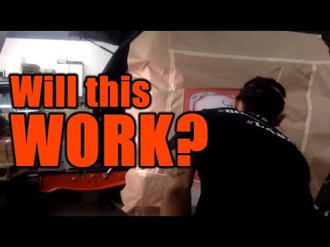 REALLY? Spray Can 2k Primer ...Any Good? (Auto Body Q&A)