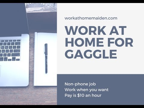 One Job Minute: Remote Safety Rep with Gaggle