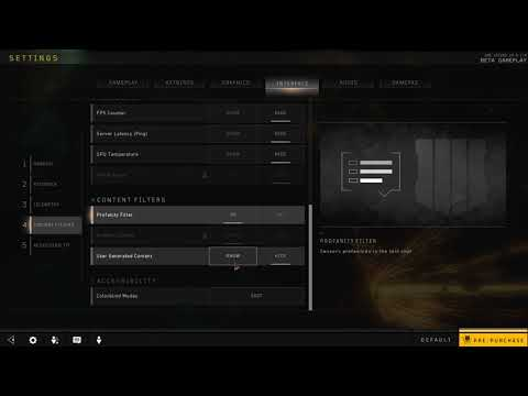 How to Show User Generated Content in Black Ops 4