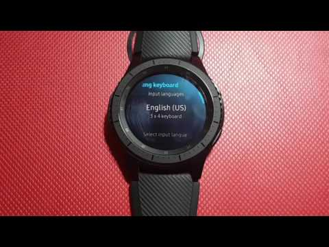 How to Clear personalized data on Samsung Gear S3
