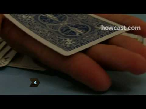 How to Do the Floating Match Card Trick