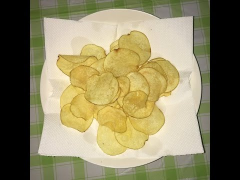 How to make Crisp Tasty HotChips at home